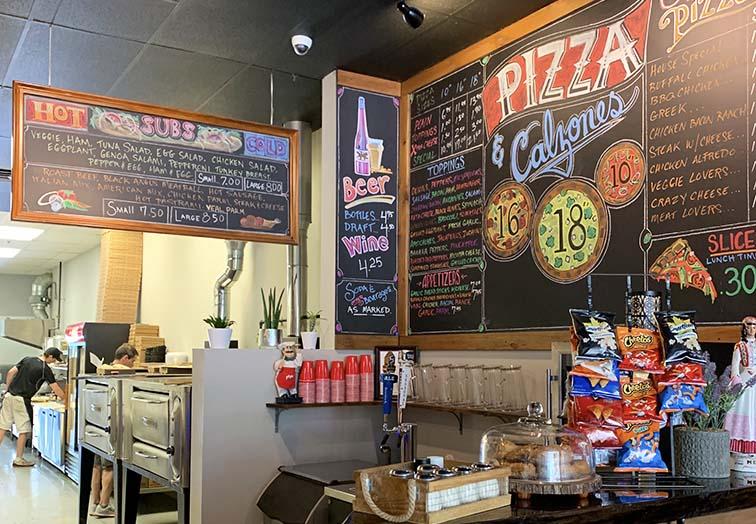 pizza bennington walmart plaza