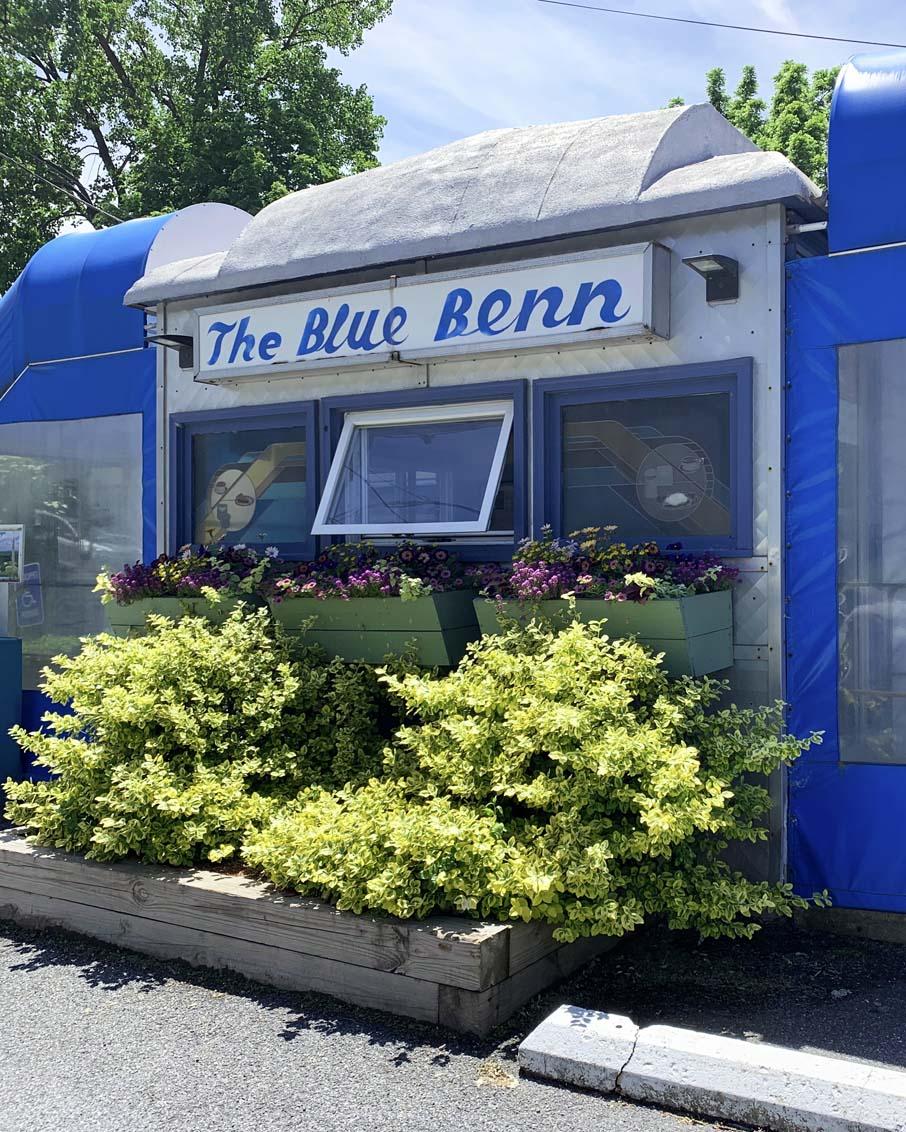 blue benn diner bennington vt restaurant