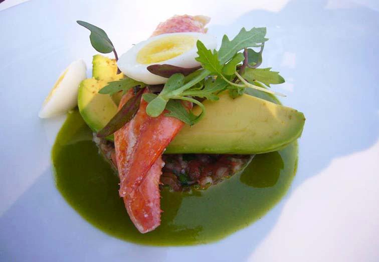 fine dining bennington restaurant pangaea