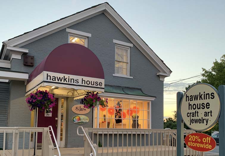 things to do shopping hawkins house art market bennington vermont