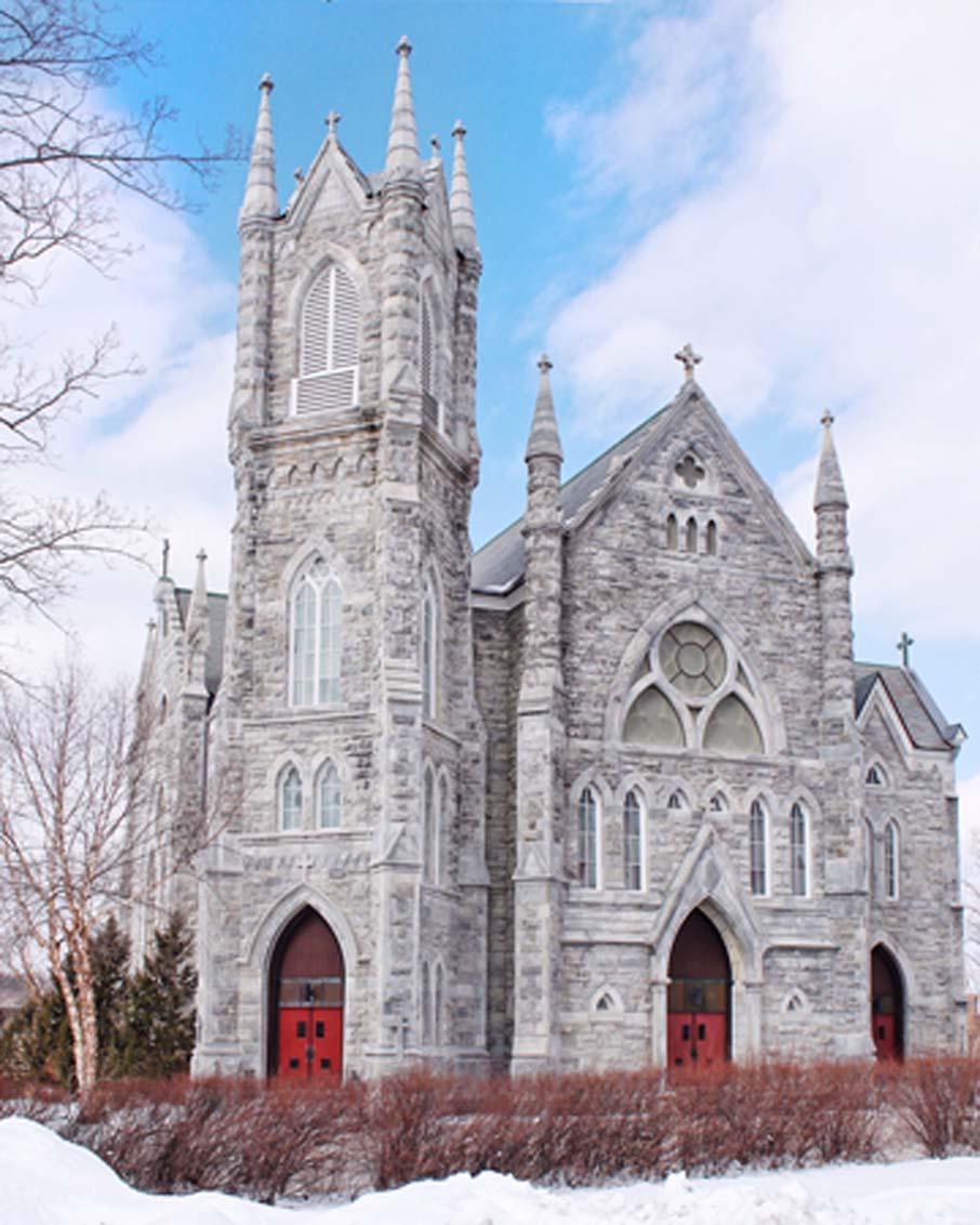 place of worship catholic church bennington vermont