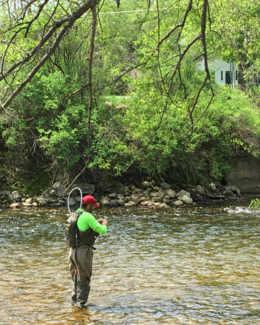 vermont campgrounds fly fishing