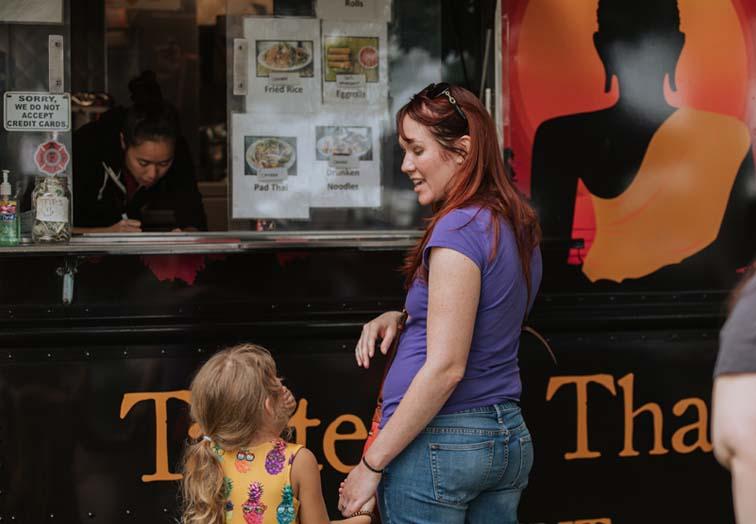 bennington food truck festivals vermont