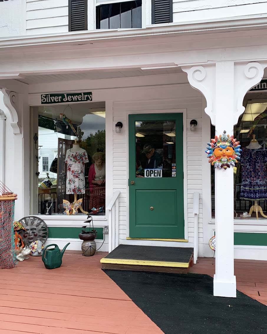 shopping womans clothing bennington vermont