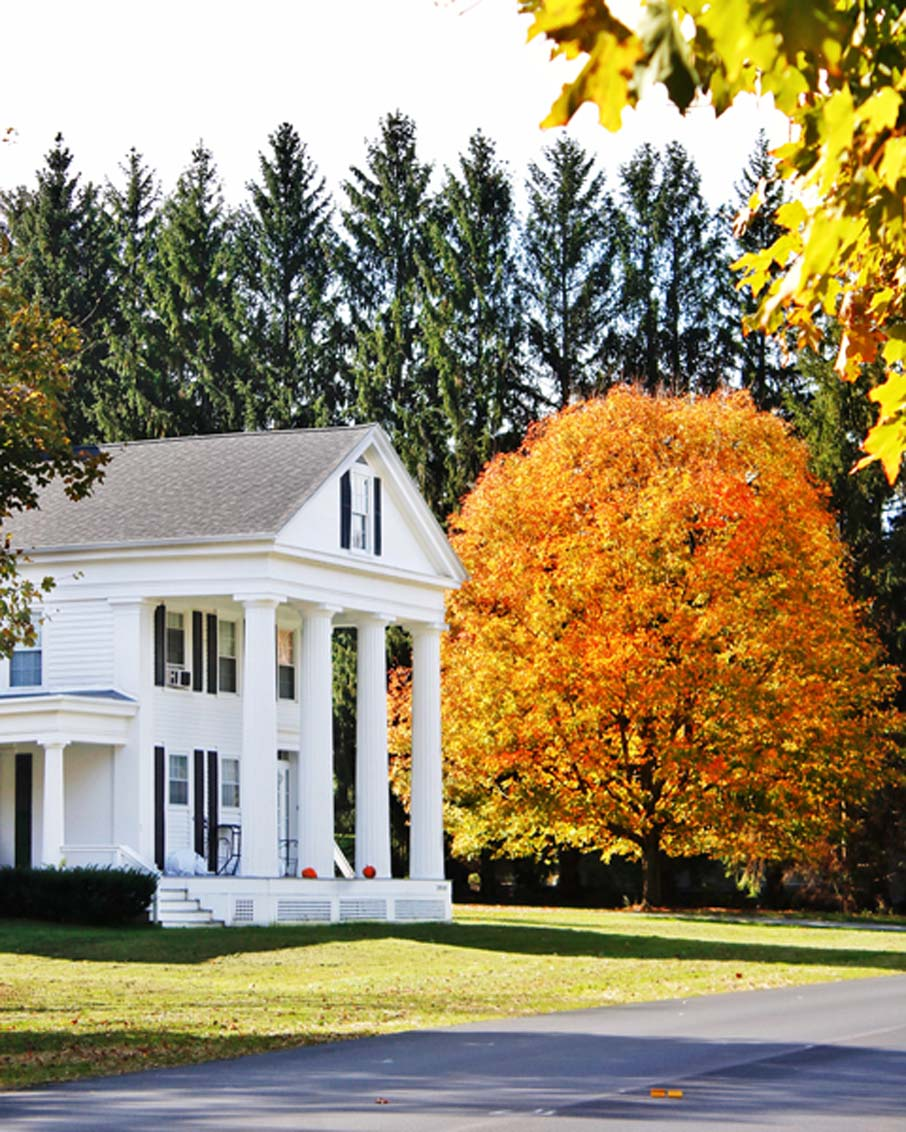 move to vermont for fall foliage drives mansions