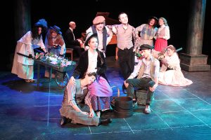 bennington live theatre my fair lady actors