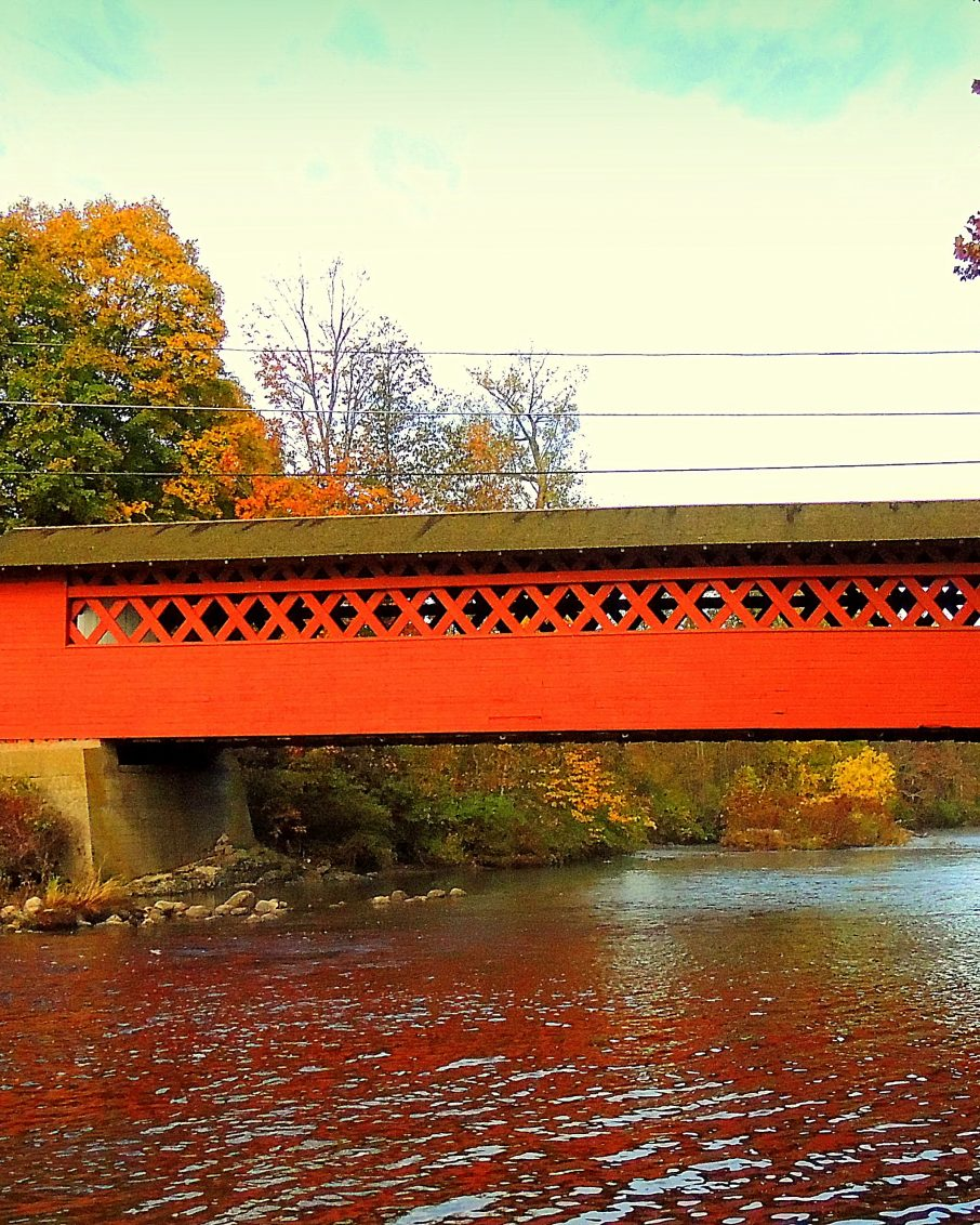 Henry Bridge North Bennington, VT