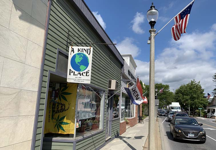a kind place cbd hemp shop bennington