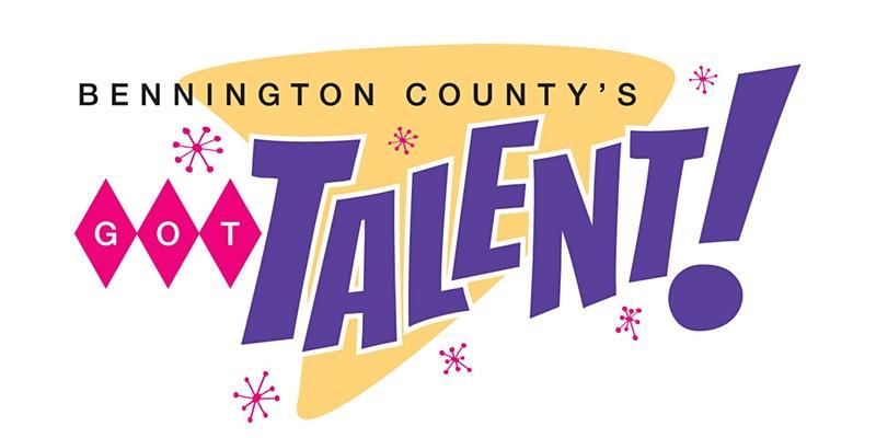 bennington county's got talent logo