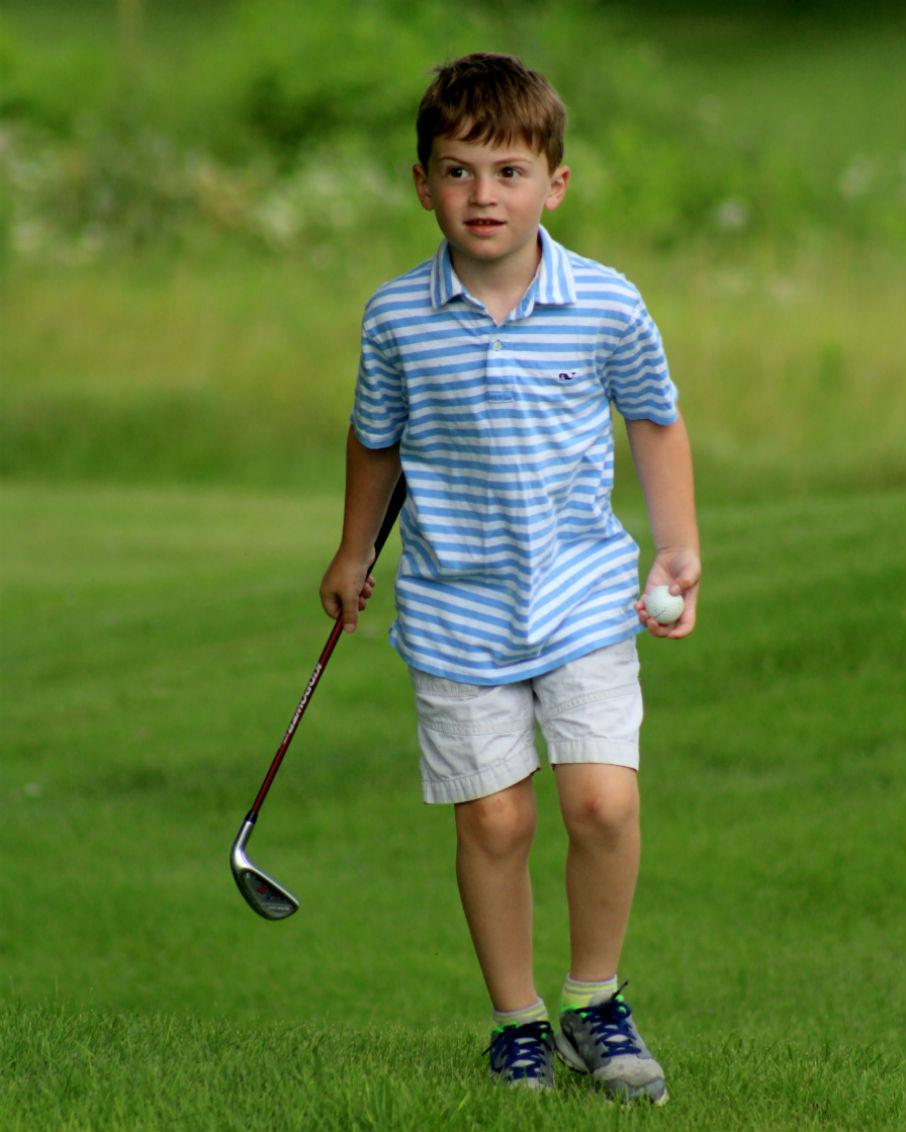 boy golf club