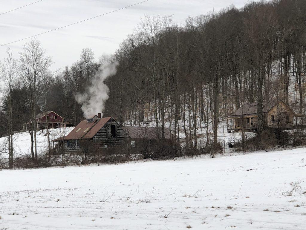 Williamson's Sugar House in North Bennington, Vermont.