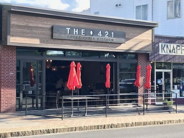 421 Craft Bar and Kitchen Bennington Vermont
