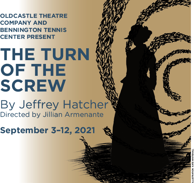 The Turn of the Screw presented by Oldcastle Theatre Company.